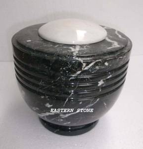 Wholesale marble: Onyx / Marble Cremation URN, Ash URN, Funeral URN, Jade URN
