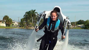 Wholesale R/C Toys: Newest Jetlev-flyer with CE Approved  BUY 2 GET 1 FREE
