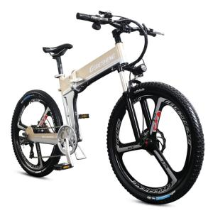 Wholesale 8 inch: 36V 8.7Ah Hidden Battery Ebike, Portable 14 Inches Folding Electric Bicycle, Int