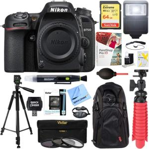 Wholesale digital camera: Buy 3 Get 1 for SALES NEW DELIVERY for NIKON D850 45.7MP DIGITAL SLR CAMERA BODY
