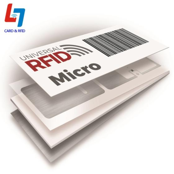 Multifunctional ISO18000-6C LH-H3 RFID UHF Smart Inlay/Label/Tag for Asset Management