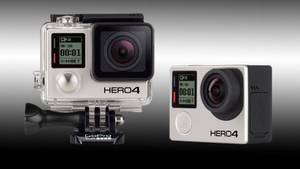 Wholesale gopro: BUY 2 GET 1 FREE NEW GoPro HD HERO 4 Black Edition 4K Genuine Go Pro Video Camera + FREE POV Case