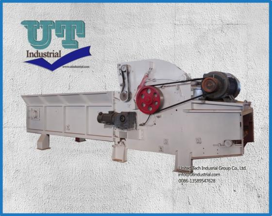 Compositive Wood Crusher, Branch Chipper, Tree Crusher, Wood Cutter, Wood Chipper High Performance