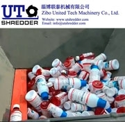 Sell Automatic Crushing plastic, rubber one Shaft Shredder