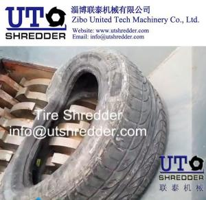 Wholesale rubber cutter: Rubber Tire Waste Recycling Double Shaft Shredder  D3280 - Leather Cutter, Jumbo Bag Shredder