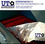 Wholesale medical waste bag: One Shaft Shredder, Plastic Waste Shredder, Jumbo Bag Shredder, Single Rotor Shredder