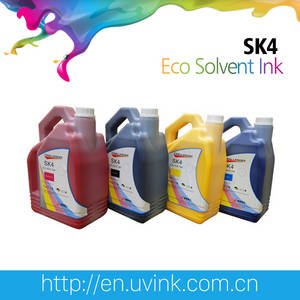 Wholesale dust filter cartridge: UVINK Brand Solvent Ink SK4 Ink for Seiko Konica XAAR
