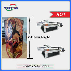 Wholesale led uv flatbed printer: China Hot Sale UV LED Printing Machine Digital Flatbed Printer Price