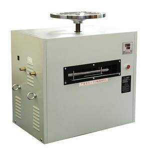 Wholesale card tables: Wuhan Table PVC Card Press Laminating Machine with Handle Wheel
