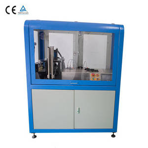 Wholesale punch: 2A PLC Automatic High Speed Plastic IC/ID Card Punching Machine