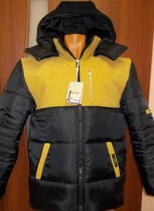 Wholesale polyfill: Mens Quilted Jacket