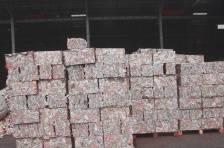 Aluminum Scrap: Sell USED BEVERAGE CANS