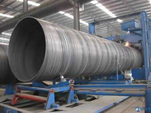 Wholesale s275jr: Sipral Submerged Arc Welded Steel Pipe