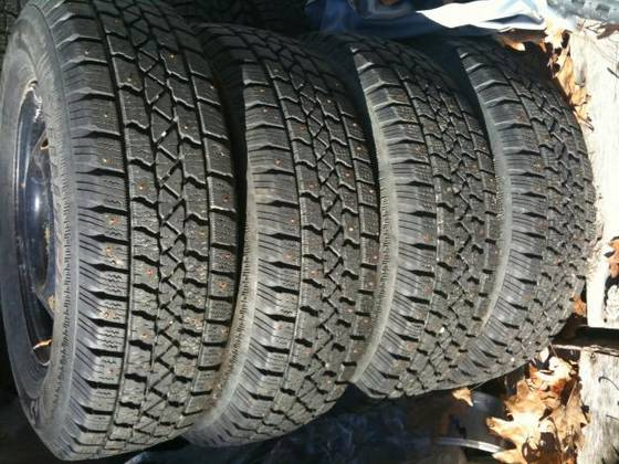 Sell snow tires winter car tires