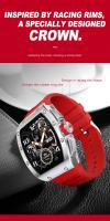 1.3-inch Smart Watch,24 Hours of Continuous Detection of Heart Rate, Blood Pressure Monitoring 8