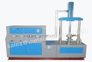 Wholesale vertical: Top Pressure SYTL150/7.5-32 Type Vertical Valve Test Bench