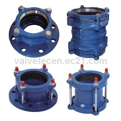 Flange Adaptor and Couling