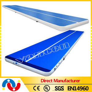 Wholesale Gymnastics: Inflatable Air Track Gym Practice Mat