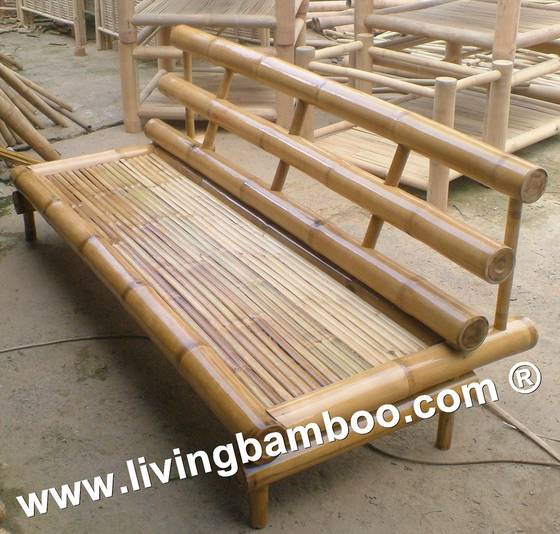 Beau Product Image. Sell LISBON BAMBOO LOUNGE CHAIR