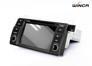 Wholesale Navigation & GPS: Two Din E46  BMW Android Multimedia with GPS Audio / Radio / Bluebooth / DVD