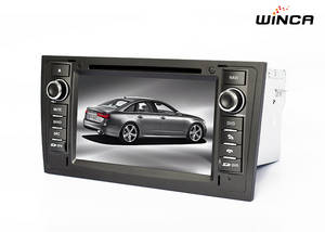 Wholesale 2004: AUDI A6 1997-2004 Android 7.1 Car DVD Player Touch Screen Navigation