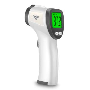 Wholesale medical nebulizer: Non-contact Infrared Accuracy Handheld Home and Clinic Use Digital Thermometer
