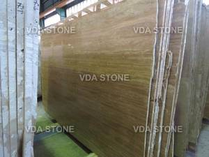 Wholesale Travertine: Noce Travertine Slab
