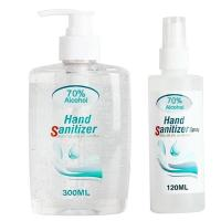 Sell OEM Service hand sanitizer gel with fragrance 300ml