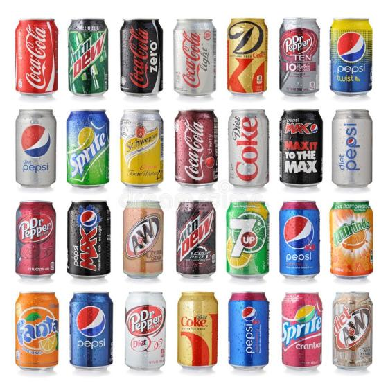 Sell All Soft Drinks from Holland Coca Cola, Sprite, Fanta, 7Up