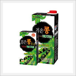 Wholesale bean packing: Black Bean Soybean Milk High Calcium Vegemil (Pack 190ml/1000ml)