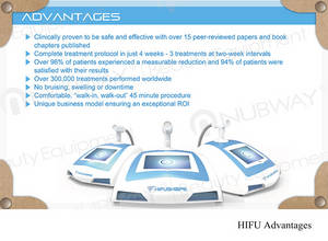 Wholesale ultrasound fat reduction machine: Portable Hifu for Sale with Medical CE