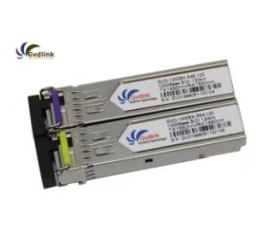 Wholesale 1.25g optical module: 1.25G SFP Fiber Transceiver Module