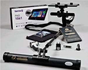 Wholesale underground metal detector: Sell 3D System for Treasure Hunters Tero Vido - Pro Edition