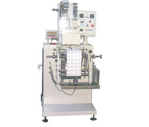 Wholesale sterile dressing packs: Alcohol Dressing Packaging Machine