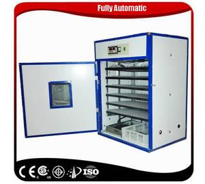Wholesale egg incubator parts: Automatic Solar Egg Incubator 1056 Capacity Incubator Hatching Machine