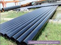 Sell ERW carbon welded steel pipe