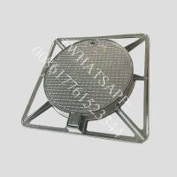 D400 Load Double Seal Water Tight and Fire Hydrant Ductile Iron Manhole Cover