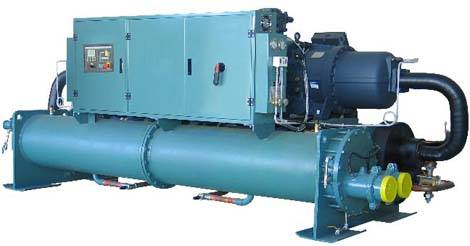SLSB(I) Screw Type(Type I) Water Cooled Water Chiller