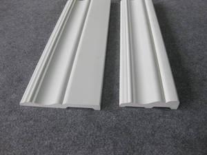 Wholesale skirts: White PVC Skirtings PVC Decoretive Moulding for Floor