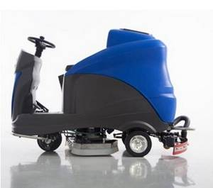 Wholesale polish applicator pads: YJ-S8 Industrial Auto Driving Type Floor Scrubber
