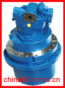 Wholesale final drive parts: Rexroth GFT and  KYB MAG Hydraulic Travel Drive Motor