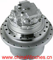 Sell KYB MAG / Rexroth GFT Hydraulic Travel Drive Motor
