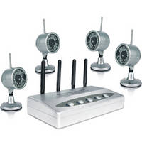 Sell Wireless Network DVR