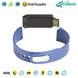 Wholesale android smart phone: Vidonn X6S Smart Wristband Watch Bluetooth Fitness Bracelet for IOS Android Phone