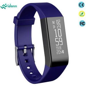 Wholesale heart rate smart watch: Smart Heart Rate Monitor Fitness Bracelet Pedometer Watch for Android IOS Phone Manufacturer