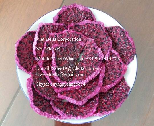 Sell Dried Dragon Fruit