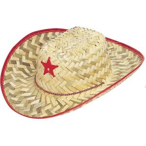 Wholesale cowboy hat: Straw Hat Natural