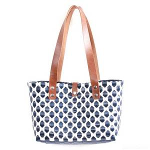 Wholesale handicrafts item: Plastic Woven Bag