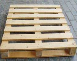 Wholesale wooden pallet: Good Quality 4 Way Euro Wooden Pallet