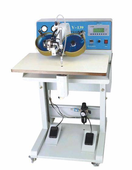 Sell Ultrasonic Hot Fix Setting Machine (V-139)